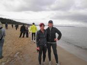 Bieg po plaży - Brzeźno, 2010